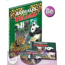 Animales En Peligro 1 Vol + Dvd Zamora
