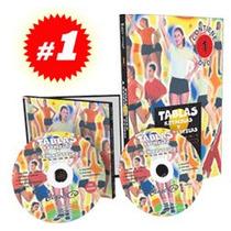 Tablas Rítmicas Y Gimnásticas 1 Dvd + 1 Cd