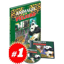 Animales En Peligro 1 Vol + 1 Cd