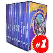 Enciclopedia Multimedia Deportiva 10 Cd Roms