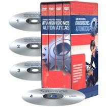 Curso De Transmisiones Automáticas 4 Dvds Planeta