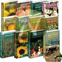 Granja Integral Producción Agrícola 12 Vols Grupo Latino