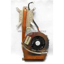 Ventilador Y Placa Disipadora Para Sony Vaio Vgn-fs