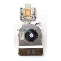Ventilador Y Disipador Para Sony Vaio Vgn-n210fh