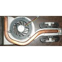 Ventilador, Disipador Y Tornillos Para Sony Vaio Vgn-n130f