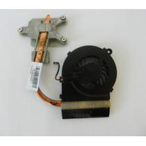 Abanico Y Disipador Para Laptop Compaq Cq42, 606609-001 Hm4v