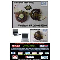 Ventilador Hp Pavilion Zv5000 360682-001 355906-001