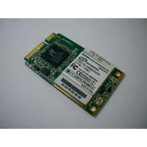 Tarjeta Laptop Wifi Rt2571wf Qcom Ruj-q802xkg Q802xkg Wlan