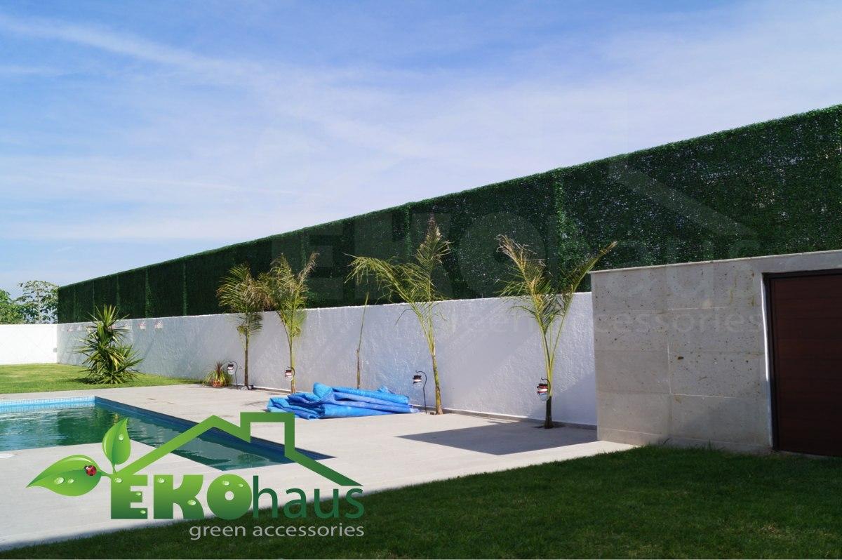 Enredadera artificial sintetica muro verde jardin vertical for Jardin vertical mercadolibre