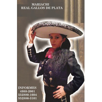 Mariachi Mariachis Economicos Df 5341-6290
