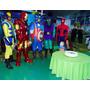 El Mejor Show De Superheroes