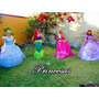 Show De Princesas,frozen, Monster High, Hadas,corazones