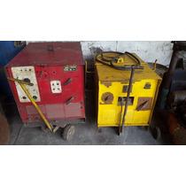 2 Maquinas Soldadura Trifasicas 450 Amp Excelente Estado.