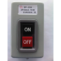 Interruptor Tipo Botonera 30 Amperes