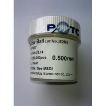 250, 000 Esferas De Soldadura De 0.500mm Sn:63% Pb:37%