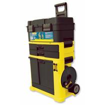 Organizador C/3 Secciones 45x71cm C/llantas Surtek125105 Vv4