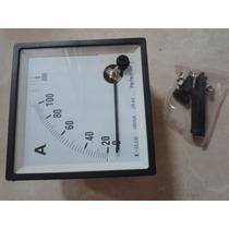 Amperimetro Analogico Chnze Sd96-100aac