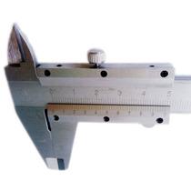 Micrometro Vernier Calibrador 150mm 6 Inch Caliper Gauge