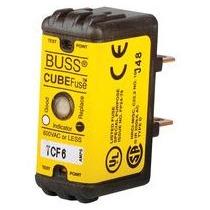 Fusible Cooper Bussmann, 60a, 600v, Time Delay