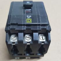 Pastilla Termomagnetica Square D Qo 3 X 50 Amperes