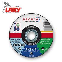 Disco De Corte Multi (acero / Inox / Piedra) 4 1/2 Dronco