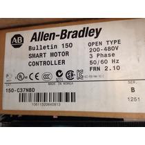 Arrancador Suave Para Motor De 37 Amps. Marca Allen Bradley