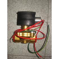 Valvula Solenoide Asco Red Hat Ef8210g034 Conex 1/2 2 Vias