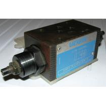 Valvula Modular Controladora De Flujo Marca Vickers Modelo D