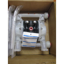 Bomba De Diafragmas Aro Ingersoll Rand 3/8 Plastica Teflon
