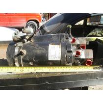 Bomba Hidraulica Corriente Directa