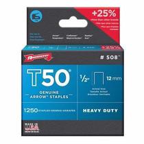 Grapa Para Uso Medio Y Pesado 1/2 Pulgadas Con 1250 P. Arrow