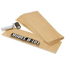 Caja Con 540 Plantillas De Carton Aceitado Para Estarcido