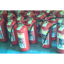 Extintor Extinguidor 4.5kgr Pqs Nuevos Calidad Garantiza Op4