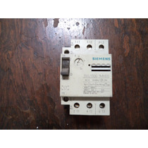 Interruptor Termomagnetico Siemens 3vu1300-1mh00
