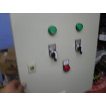 Tablero De Control Para 2 Bombas De 3hp