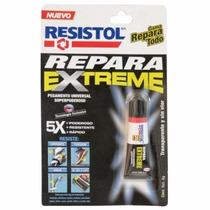 Pegamento Contacto Repara Extreme 8 Gr 1508587 Resistol