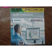 Software Para Plc/hmi Siemens Wincc Profesional Sp2