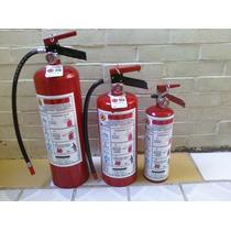 Extintores Ó Extinguidores, Nuevos De Pqs De 6 Kgrs Op4