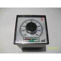 Pirometro Analogo 4 X 4 Y Termopar Tipo J Ext De 1 Metro