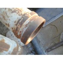 Tubo Con Ranura Para Bomba Concreto 3 X10