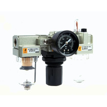 Unidad De Mantenimiento Filtro-regulador-lubricador De 1/4