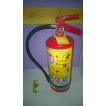 Extintor 4.5 Kg Pqs Nuevo
