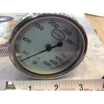 Termómetro Bimetalico