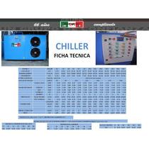 Chiller, Enfriador De Agua De 5 Toneladas
