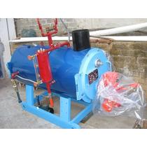 Caldera Horizontal 3 Pasos E Fuego Automatica Gas Lp. 15 Hp.