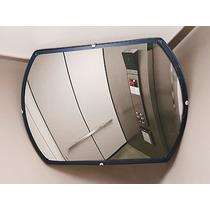 Espejo De Seguridad Baja Visibilidad De Vidrio De 12x18 Pulg