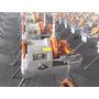 Roscadora Electrica Marca Titanium 1/2 A 2 Directo Fabrica