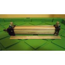 Pistón Cilindro Neumático 50mm De Diámetro, 300mm De Carrera