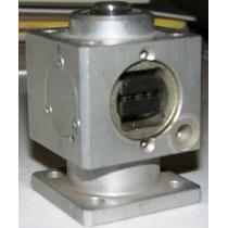 Bloqueo De Vastago Cilindro Neumatico Material Didactico