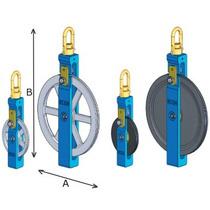 Hay Pulley For Slickline & Wireline Tools,job,polea Control